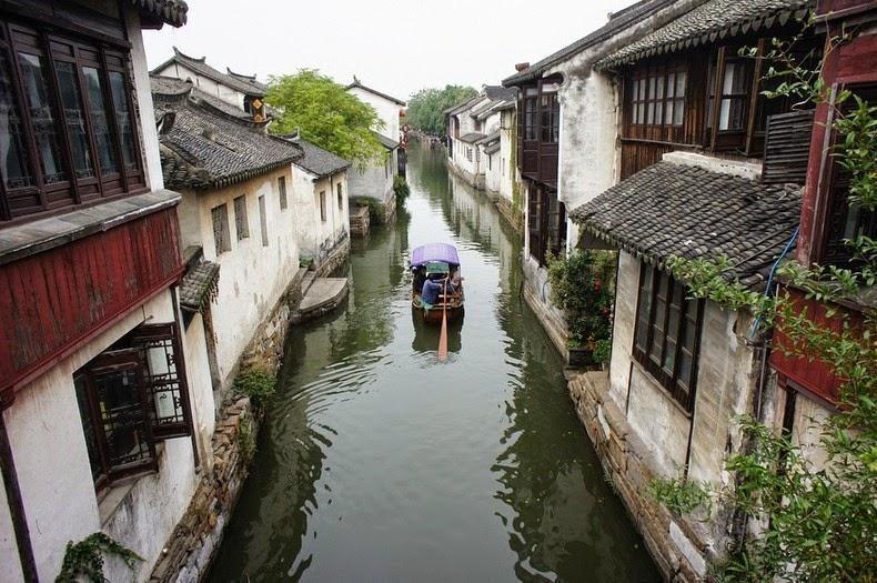 zhouzhuang maisons