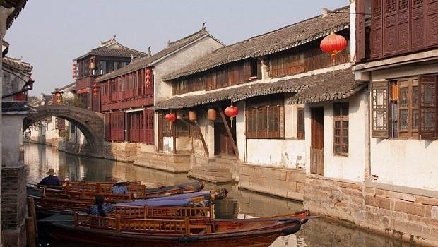 Zhouzhuang : la ville d'eau