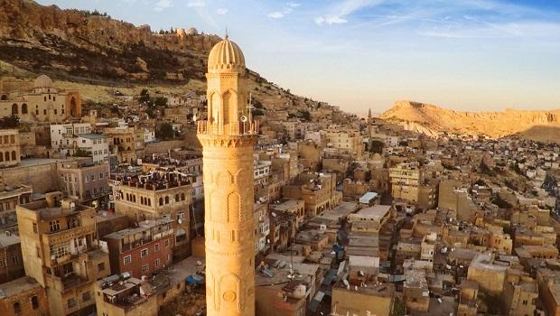 Mardin : une mystérieuse cité construite de pierre