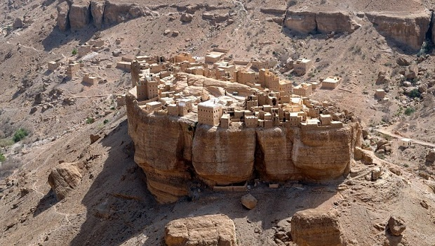 Les incroyables villages en briques de boue de Wadi Hadramaout et Wadi Dawan