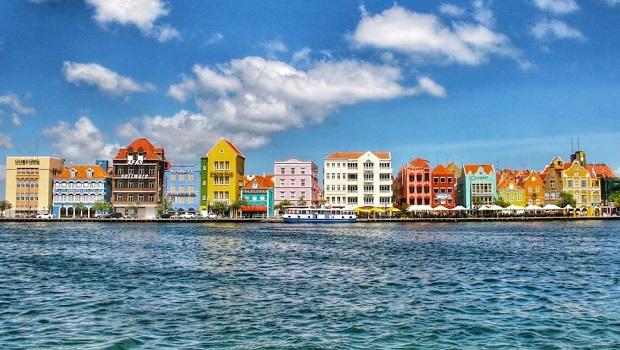 maisons colorées willemstad