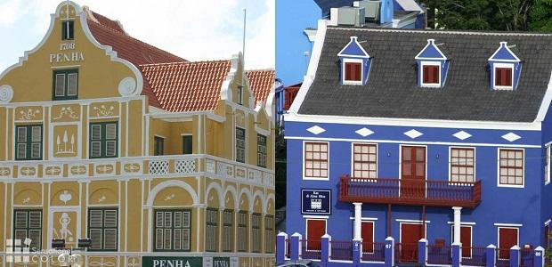 maisons willemstad