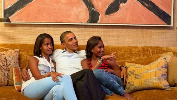 Intérieur de la maison blanche : le lieu de résidence privée de la famille Obama