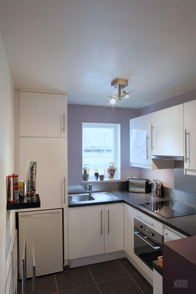 Une cuisine ikea l gante pour petits espaces for Cuisine pour petit espace