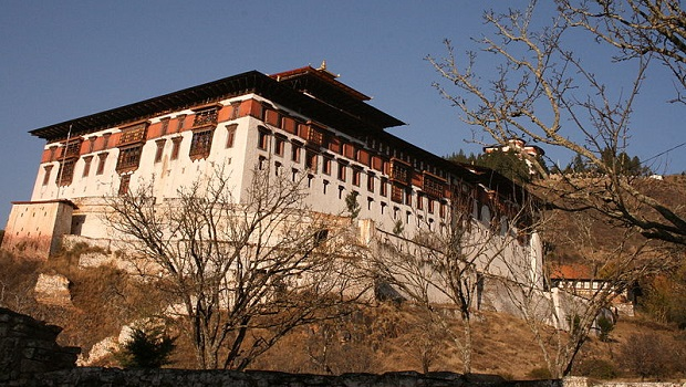 Les dzongs du Bhoutan