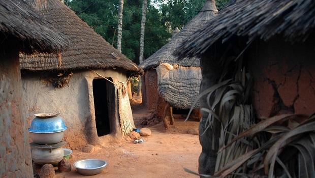 les maisons du burkina faso