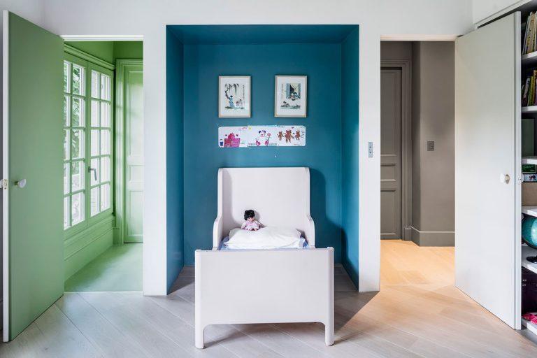 r novation contemporaine d 39 une maison colombages du 19 me si cle. Black Bedroom Furniture Sets. Home Design Ideas