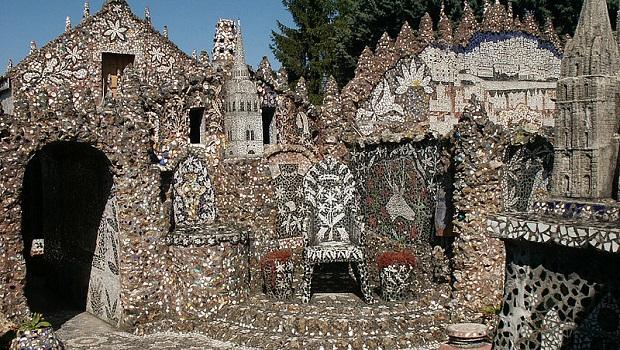 Maison Picassiette : une maison très insolite