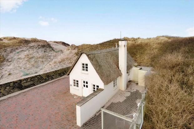 maison traditionnelle danoise