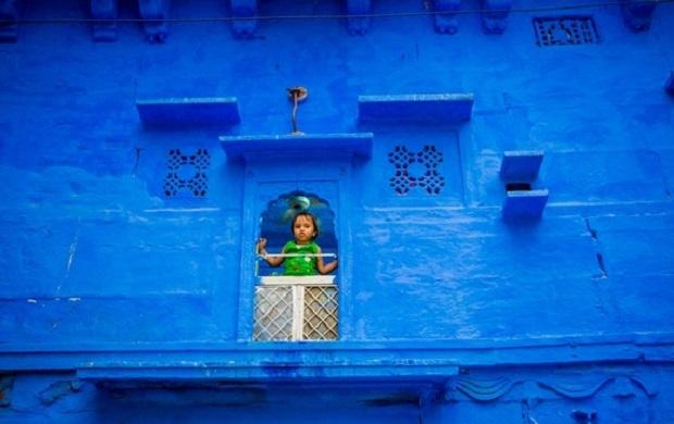 maison bleu jodhpur