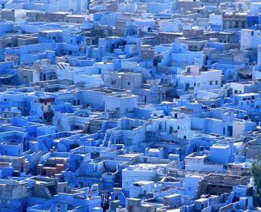 maisons bleues de jodhpur