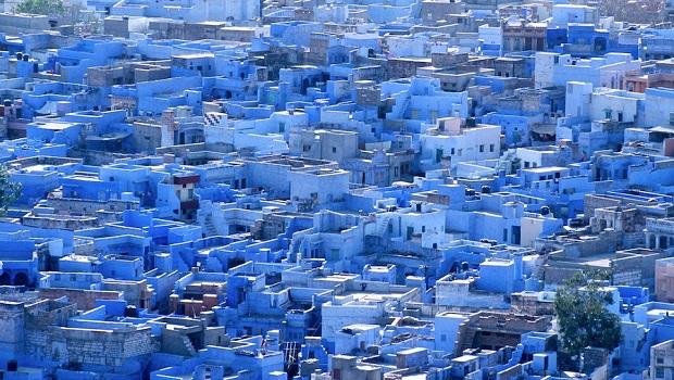 Jodhpur : la ville bleue
