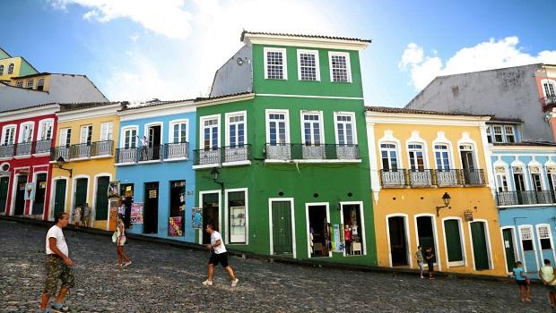 Pelourinho un quartier color au br sil for Maisons du monde email