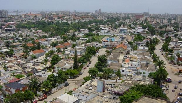 Les maisons de Luanda