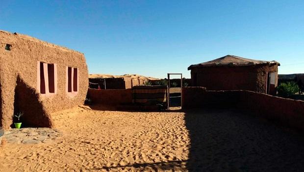 Dar Terrehut : maison algérienne traditionnelle