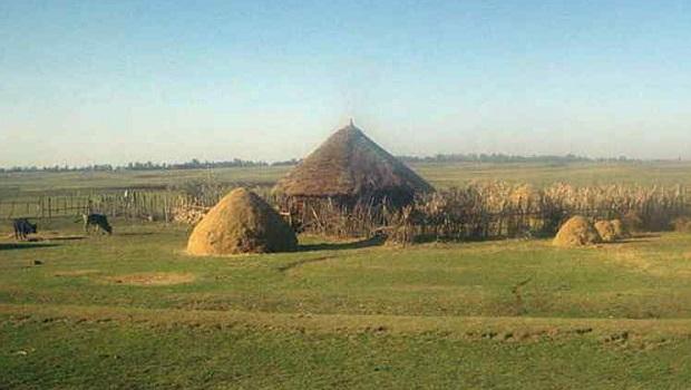 maison tukul