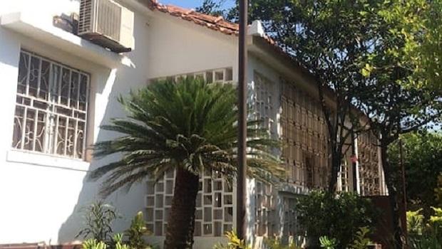 maison coloniale bissau