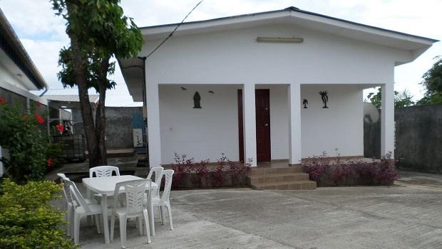 Maison contemporaine à Libreville