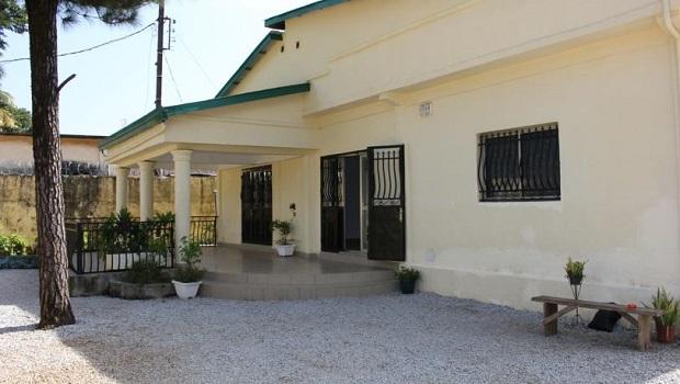 maison de ville guinée
