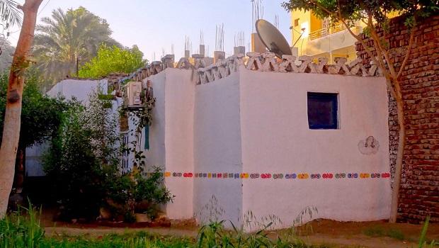 maison égyptienne
