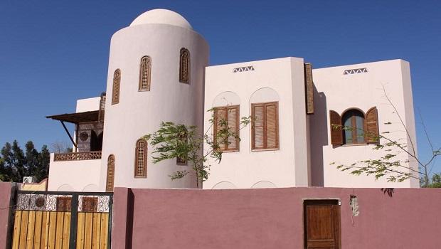 Maison de style islamique à Dahab