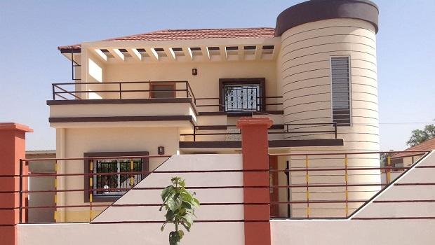 maison moderne banjul