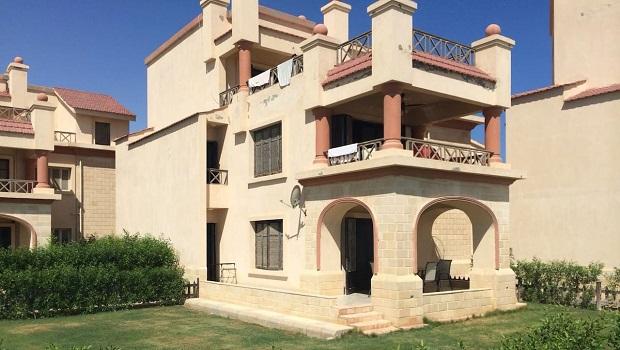 maison moderne egypte