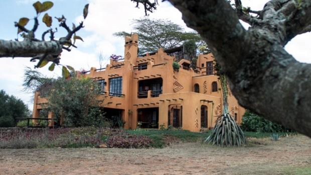 maison la plus photographiée d'afrique