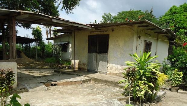 maison rurale cote d'ivoire