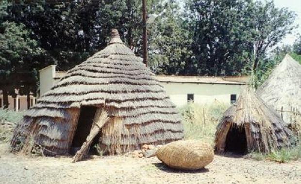maisons rurales erythree