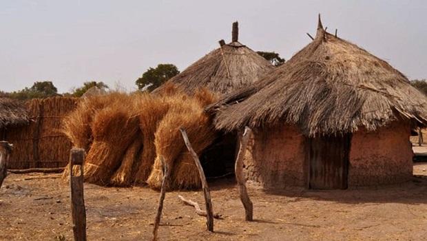 maison rurale gambie