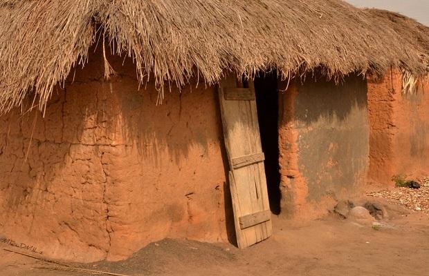 maison traditionnelle ghana