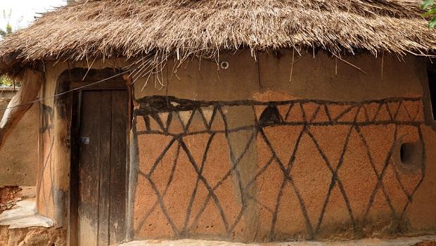 Les maisons Traditionnelles au Ghana