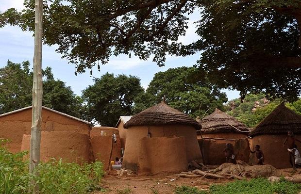 maisons traditionnelles ghabon