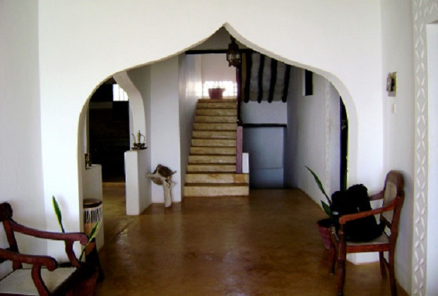 intérieur maison swahili