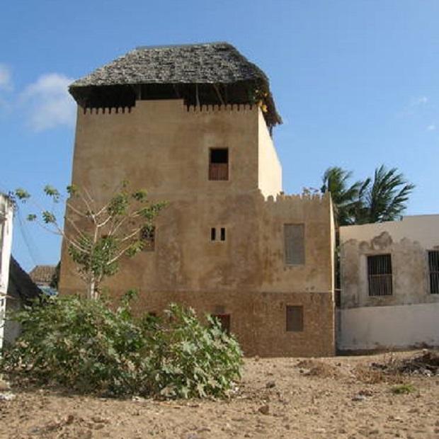maison swahili kenya