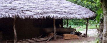 maison traditionnelle guinée bissau