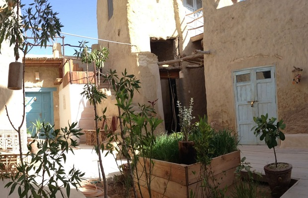 maison traditionnelle egyptienne