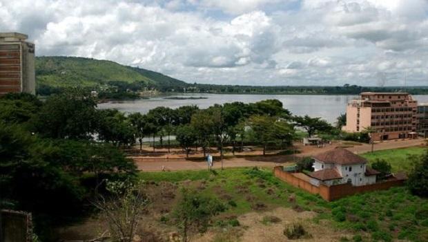maisons à bangui