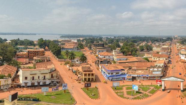 maisons bangui