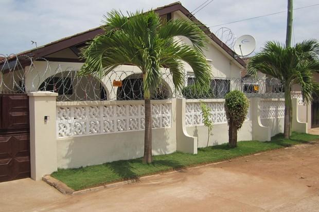 plan de maison ghana