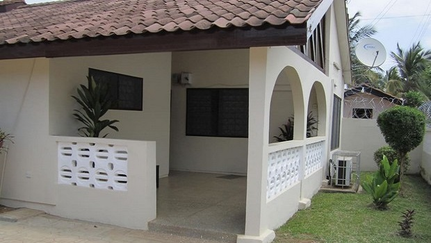 maison moderne accra