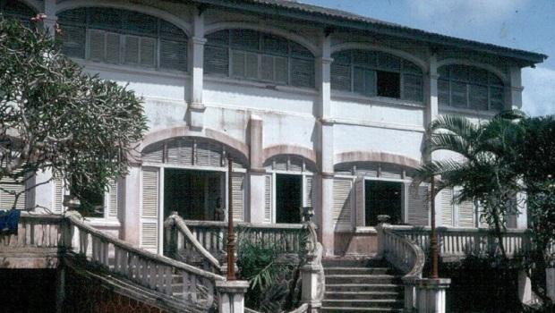 maison coloniale grand bassam