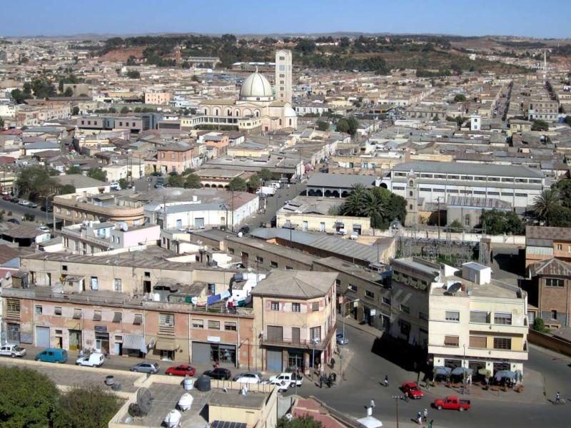 maisons italiennes asmara
