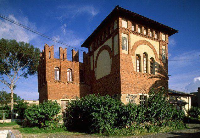 Les Maisons Coloniales Italiennes D U0026 39 Asmara