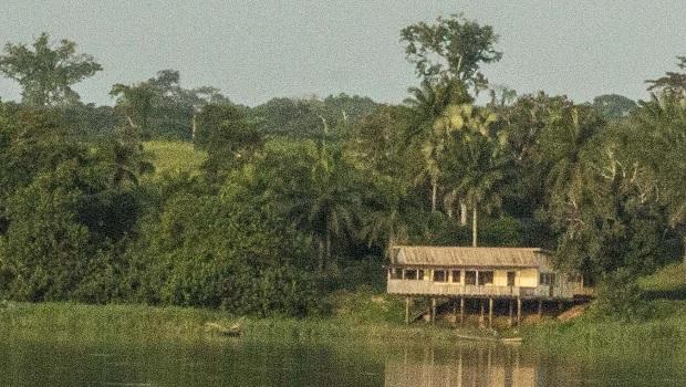 maisons rivière sangha