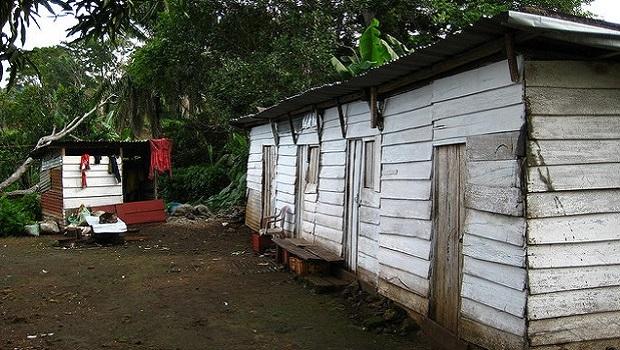 maison rurale guinée équatoriale