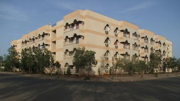 Les nouvelles constructions de Massawa