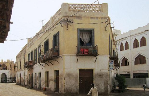 vieille maison massawa