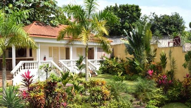 Charmante petite villa à Abidjan